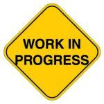 New Webshop - Work in ProgressNew Webshop - Work in Progress